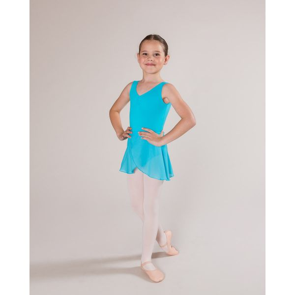 Energetiks Melody Skirt Child - Turquoise