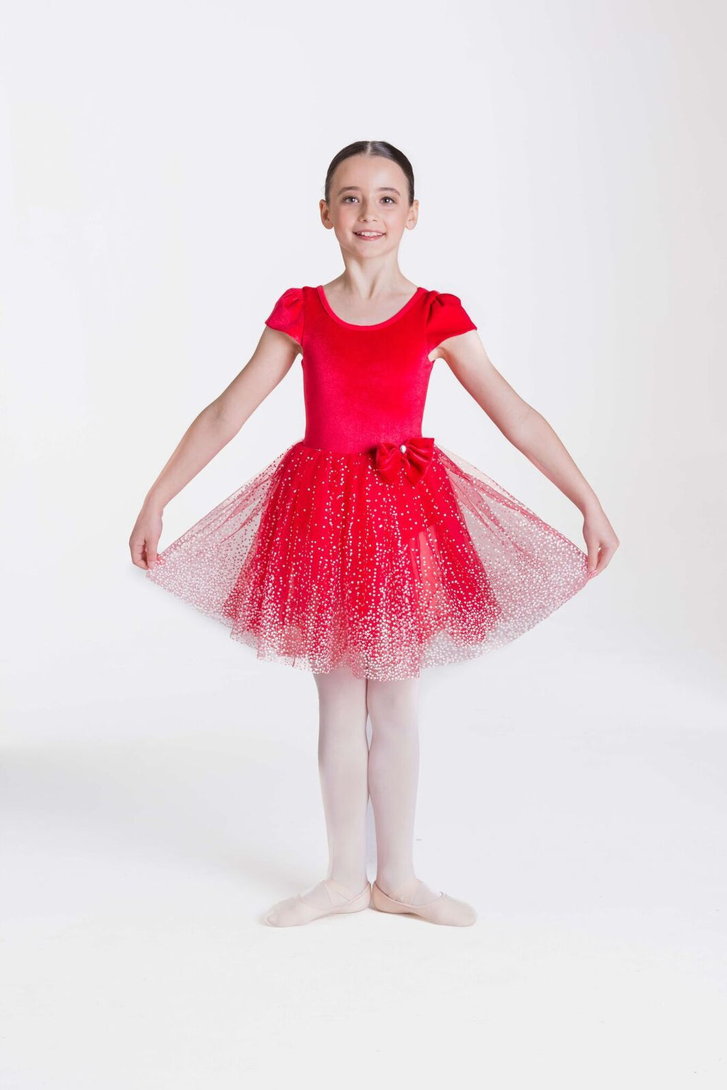 Studio 7 Imperial Dress Child - Red