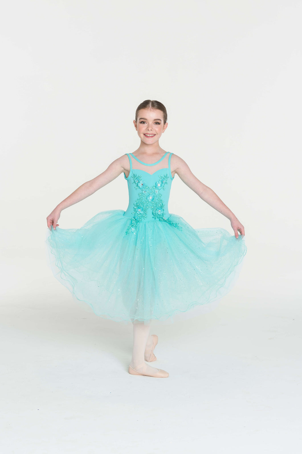 Studio 7 Classical Dream Tutu Child - Ice Blue
