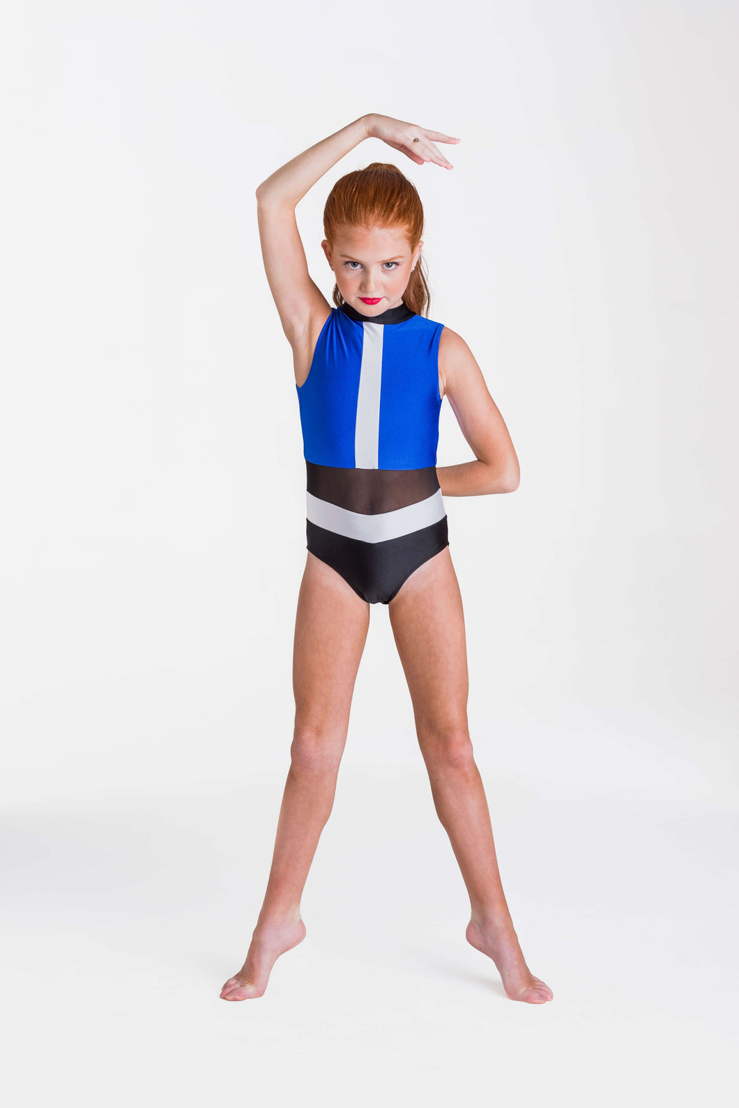 Studio 7 Felicity Leotard Child - Royal Blue