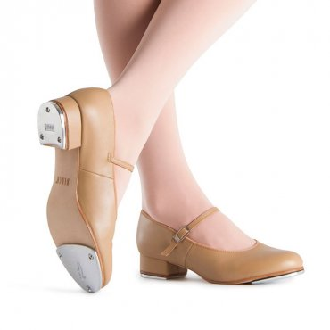 Bloch Tap On Tap Shoes Adult - Tan