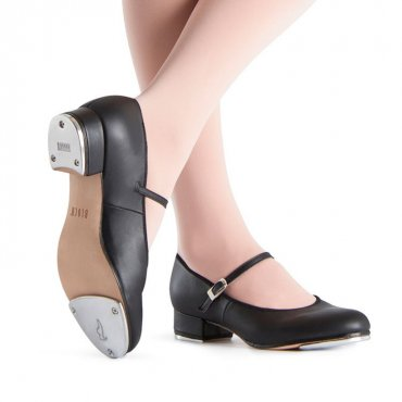 Bloch Tap On Tap Shoes Adult - Black