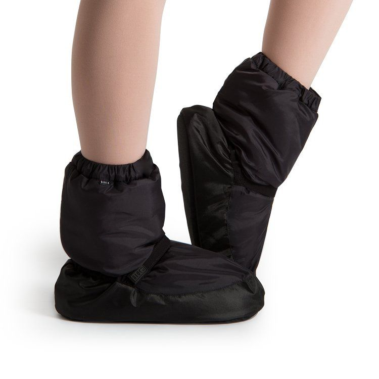 Bloch Warmup Booties Child - Black