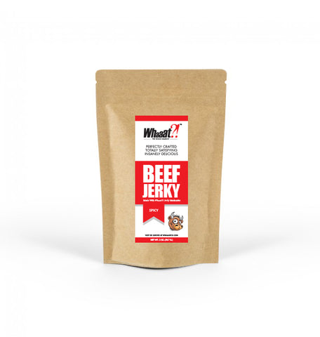 Spicy Beef Jerky - 2oz - Resealable Bag