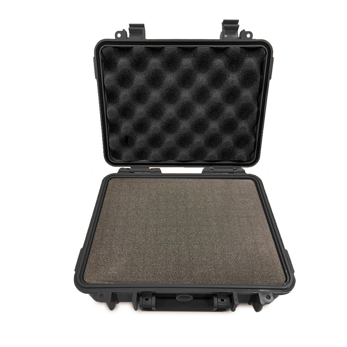 Waterproof Airtight Heavy Duty Hard Plastic Case with Foam Insert - LATNEX