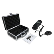 LUX Led Light Meter LM-50KL with Aluminium Case & Tripod Stand