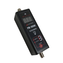 PM-100W 125-525 MHz Mini Digital VHF/UHF Power Meter & SWR Meter