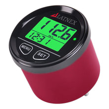 Red Digital GPS Speedometer