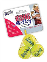 Kong® Squeak Air Tennis Balls, Extra Small