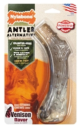 NYLABONE® ANTLER ALTERNATIVE - DURA CHEW, LARGE