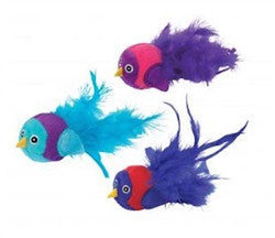 KONG® Ball Buddy Birds