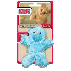 Kong® Kitten Teddy Bear Cat Toy