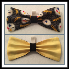 Steelers Bow Tie