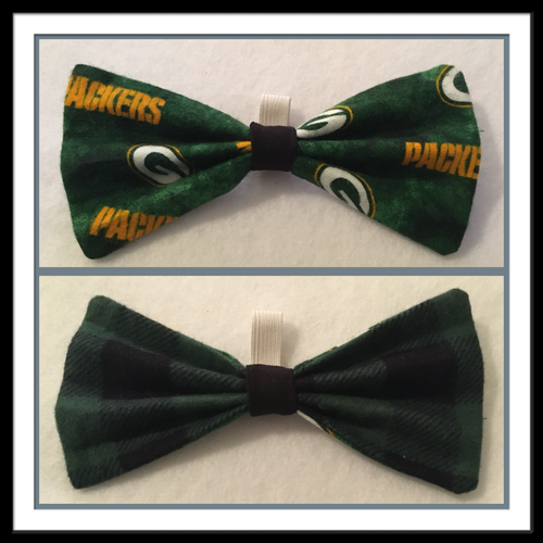 Packers Bow Tie
