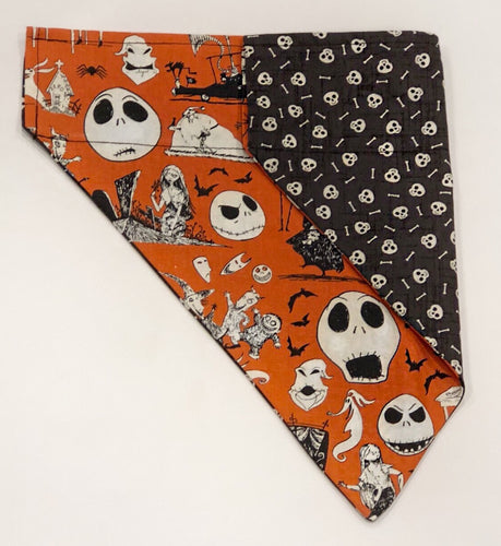 Nightmare Before Christmas & Skulls