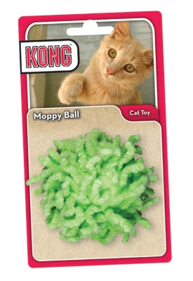 Kong® Moppy Ball