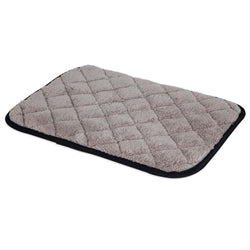 JACKSON GALAXY QUILTED CAT MAT GRAY 18X14