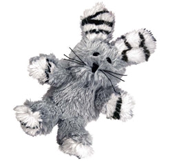 KONG® SOFTIES FUZZY BUNNY CAT TOY