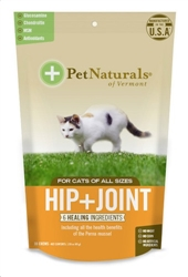 Pet Naturals® of Vermont Hip & Joint for Cats (30 count)