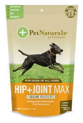 Pet Naturals® of Vermont Hip & Joint MAX for Dogs (60 count)
