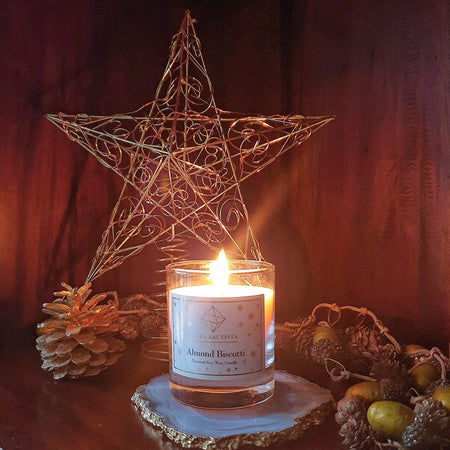 Almond Biscotti Soy Wax Candle