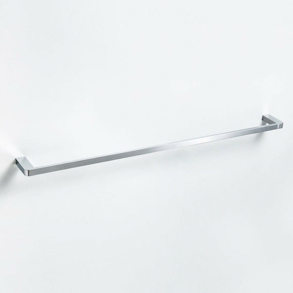 Single TOWEL RAIL HOLDER 850 mm BATHROOM RACK solid brass Brushed Gunmetal black