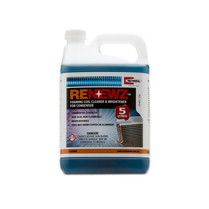 Rectorseal Renewz coil cleaner & Brightener for condenser 5 Litre Aussie Made
