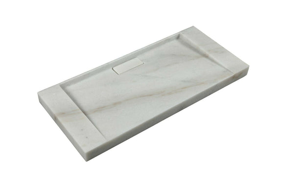 Hand Crafted Marble Nature stone wash basin Carrara White wall hung 900*400 mm