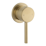 2020 New Brass Burnished Gold  round hand held SHOWER HEAD hand held diverter