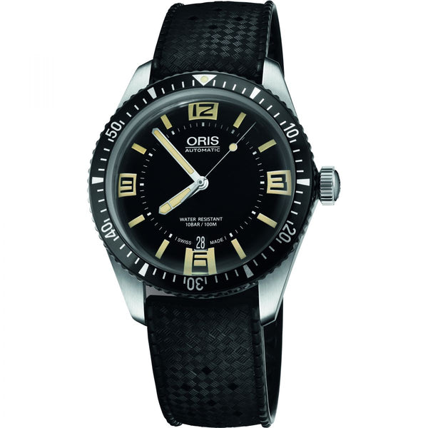 ORIS DIVERS SIXTY-FIVE AUTOMATIC WATCH 0173377074064