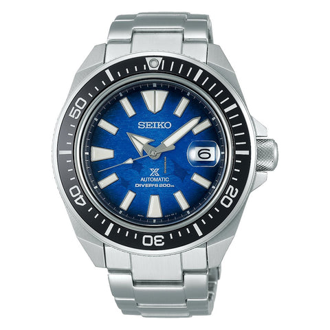 SEIKO PROSPEX KING SAMURAI SAVE THE OCEAN MANTA RAY EDITION SRPE33K1