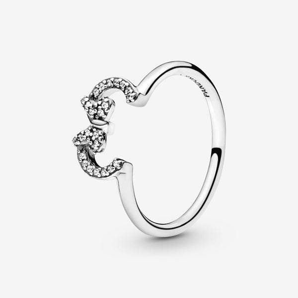 Disney, Minnie Silhouette Ring