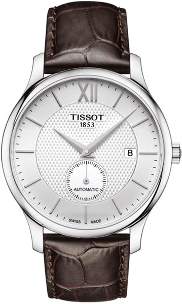 TISSOT T-CLASSIC TRADITION AUTOMATIC WATCH T0634281603800