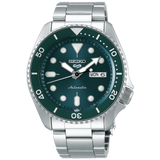 SEIKO 5 SPORTS AUTOMATIC WATCH IN GREEN SRPD61K1