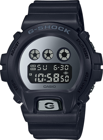 CASIO G-SHOCK DIGITAL WATCH IN BLACK DW6900MMA-1
