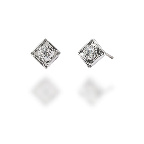 LMD BRILLIANCE FORTUNE DIAMOND EARRINGS