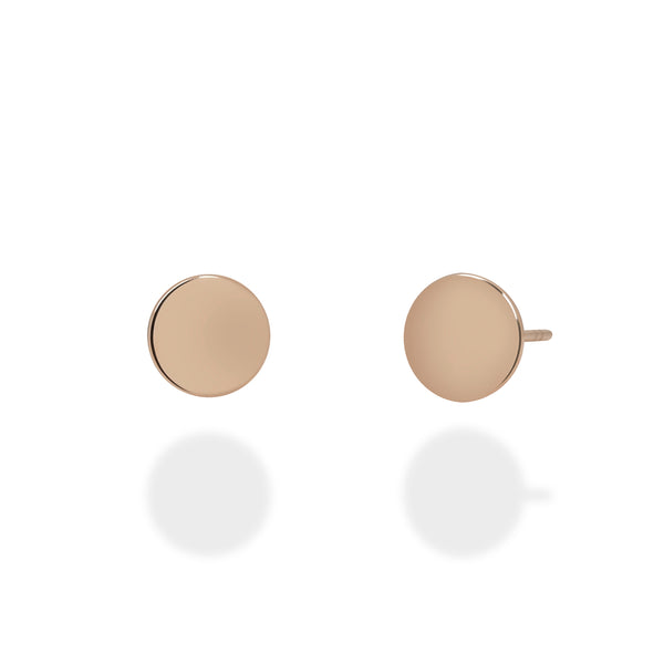 18K ROSE GOLD EARRINGS