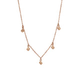18K ROSE GOLD NECKLACE