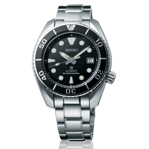 (PRE ORDER JUNE/JULY 2019) SEIKO PROSPEX BLACK SUMO SPB101J1