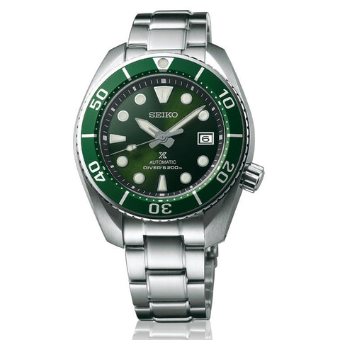 (PRE ORDER JUNE/JULY 2019) SEIKO PROSPEX GREEN SUMO SPB103J1