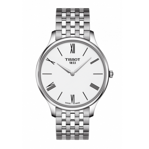 TISSOT TRADITION 5.5 WHITE DIAL