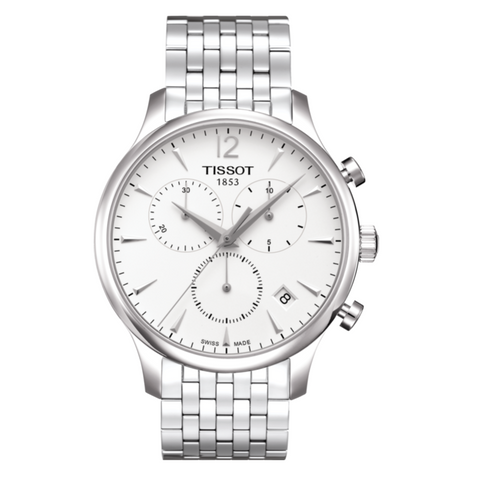 TISSOT TRADITION CHRONOGRAPH STAINLESS STEEL
