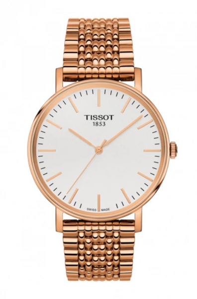 TISSOT EVERYTIME MEDIUM IN GOLD T1094103303100