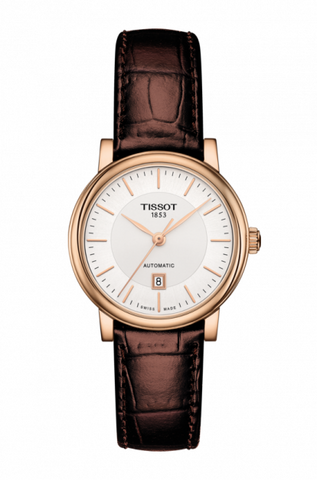 TISSOT CARSON AUTOMATIC LADY T1222073603100