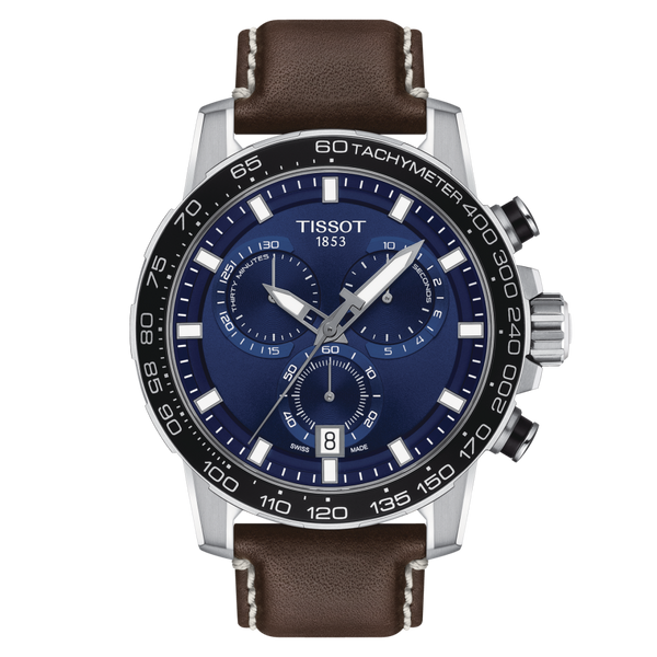 TISSOT SUPERSPORT CHRONO T1256171604100