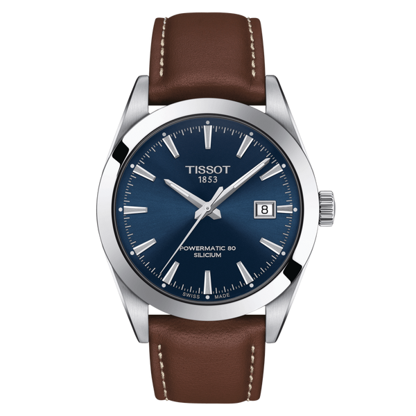 TISSOT GENTLEMAN POWERMATIC 80 SILICIUM T1274071604100