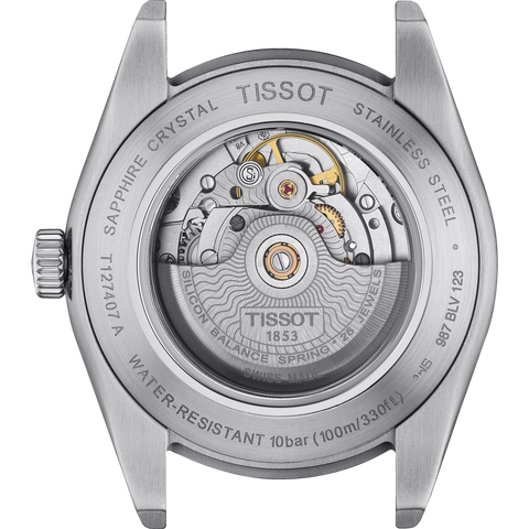 TISSOT GENTLEMAN POWERMATIC 80 SILICIUM T1274071604101