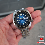SEIKO PROSPEX KING TURTLE SAVE THE OCEAN MANTA RAY EDITION SRPE39K1
