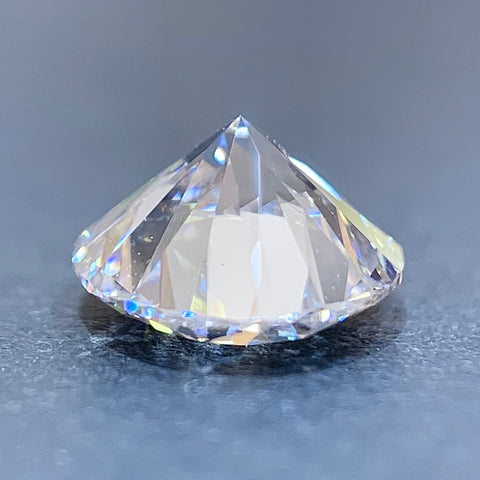 0.95ct SI1 H Round Brilliant Cut Lab-Grown Diamond