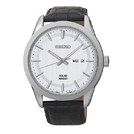 SEIKO SOLAR QUARTZ WATCH